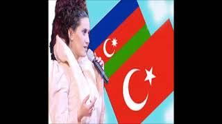 AZERİN - ÇIRPINIRDIN KARADENİZ KARAOKE 2019