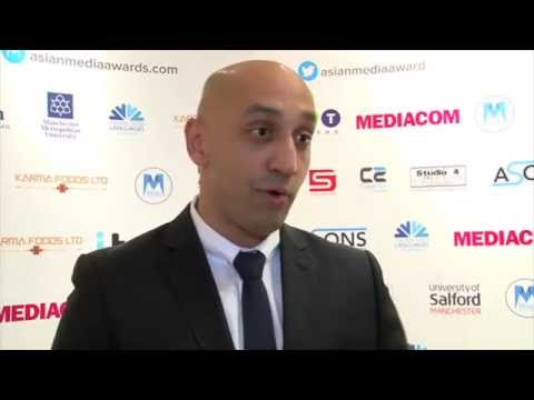 Tommy Sandhu - Asian Media Awards 2014 Best Radio Show