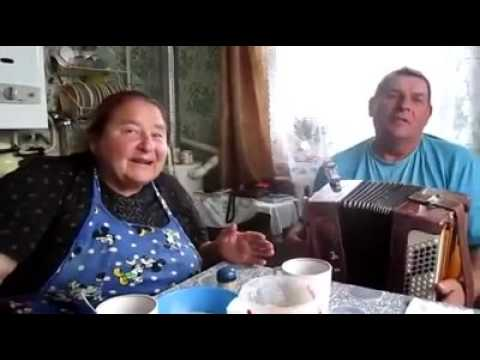 Russian woman singing