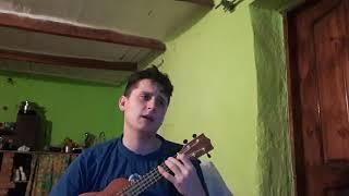 "Валентин Стрыкало - ""Наше лето"". Кавер на укулеле."