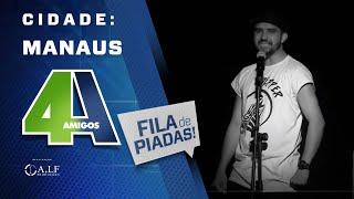 FILA DE PIADAS CIDADE - MANAUS