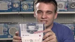 видео Центробежный вентилятор: особенности устройства и действия