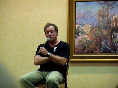 Fred Lehne - EyeCon 2008