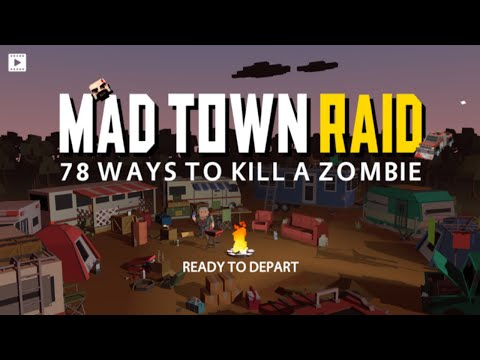 MAD TOWN RAID Gameplay Android