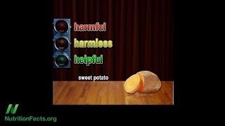 Toxiny ve sladkých bramborách (batátech)?