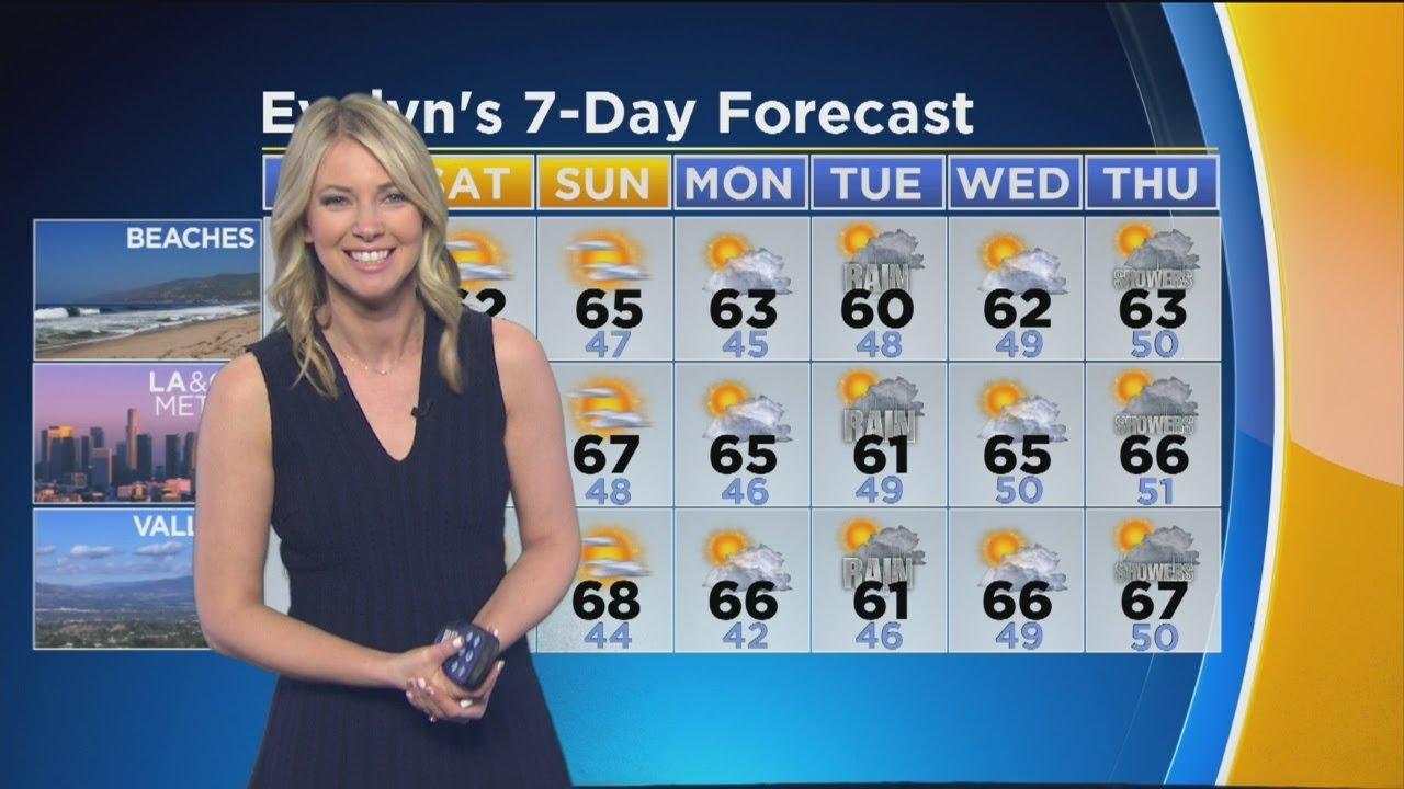 Evelyn Taft's Weather Forecast (Feb. 22)