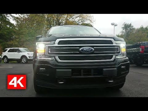 2018 ford raptor in depth 4k walkaround exterior inte doovi. Black Bedroom Furniture Sets. Home Design Ideas