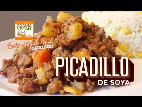 Ceviche de Soya Receta Vegetariana Facil y Saludable