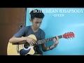 Bohemian Rhapsody Queen Fingerstyle Guitar Cover Free Tabs mp3