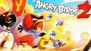 Энгри Бердс 2 | ЗЛЫЕ ПТИЧКИ ПРОТИВ СВИНЕЙ Игра про птиц Angry Birds 2
