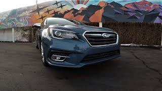 2018 Subaru Legacy: The 3.6R Lives On!