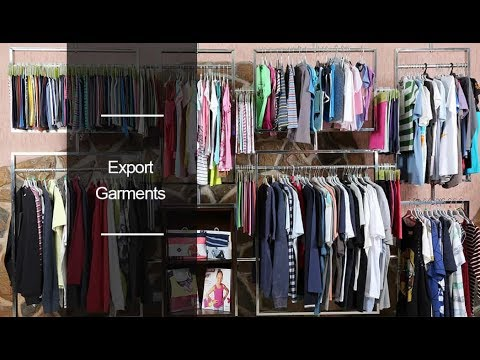 Children Garments Export Quality