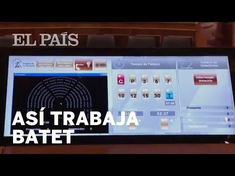 así-es-la-pantalla-con-la-que-trabaja-meritxell-batet-en-el-congreso