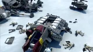 Лего Звездные Войны: поиск R2—D2(русский дубляж)