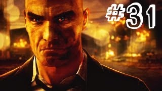 Hitman Absolution Gameplay Walkthrough Part 31 - Sheriff Skurky - Mission 16