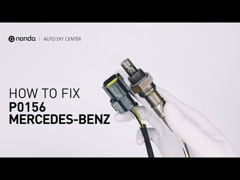 How to Fix Mercedes-Benz P0156 Engine Code in 4 Minutes [3 DIY Methods / Only $9.49]