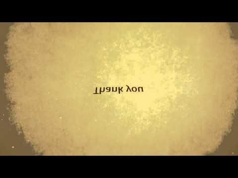 無料動画素材「Thank you END」自作ムービーや結婚式ビデオに♪