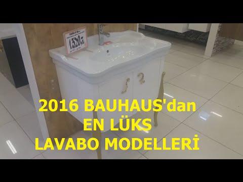K tasar ml lavabo modelleri lavabo fiyatlar y l2016 for Bauhaus lavabos