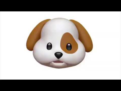 """Who Let The Dogs Out?""- Animoji Karaoke"