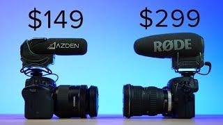 Rode vs Azden - Worth the EXTRA $$$?