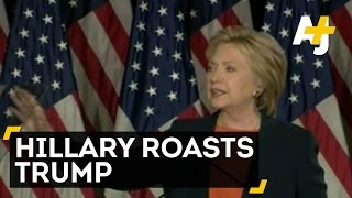 Hillary Clinton Crushes Donald Trump In Foreign Policy Speech
