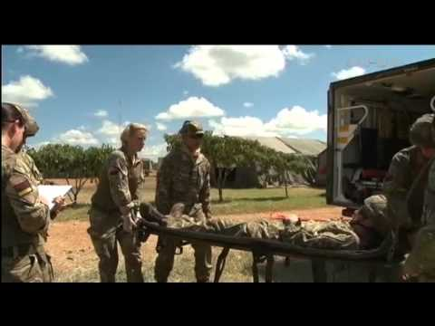 Army Air Corps in the Skys in Kenya   Forces TV