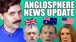 Piggate, the rise of Fiorina, the fall of Abbott and other Anglosphere news