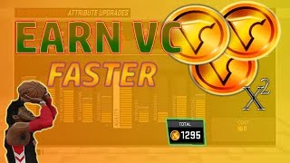HOW TO GET VC FASTER IN NBA 2K17 | TUTORIAL | QUICKEST METHOD