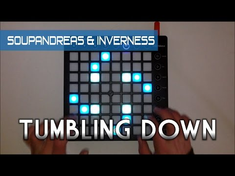 Soupandreas & Inverness - Tumbling Down   Launchpad Cover