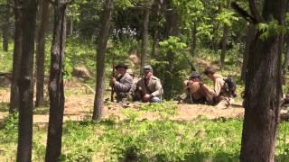 Whitehall Civil War Days Camp Geiger - 6.1.14