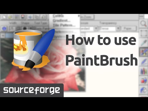 How to Use PaintBrush for Mac OS X