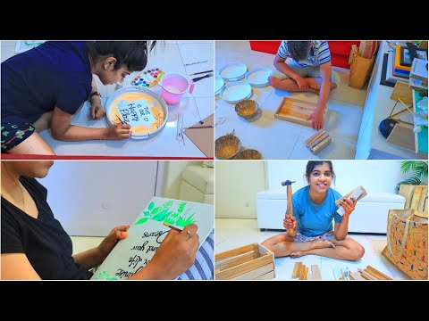 Living Room Makeover | With lots of DIY | Indian Living Room Decorating Ideas | Part 1