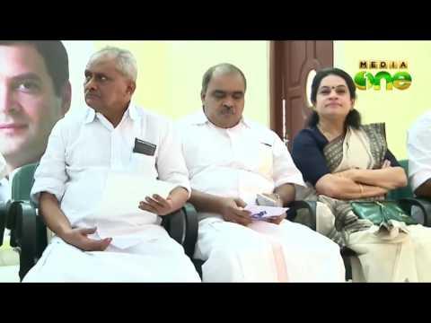 AK Antony criticise leaders at kpcc meet