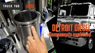 Detroit Diesel Overhaul Components. Part 3