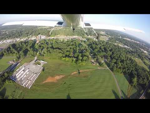 N23800 - Landing At Hartselle, Alabama (5M0)