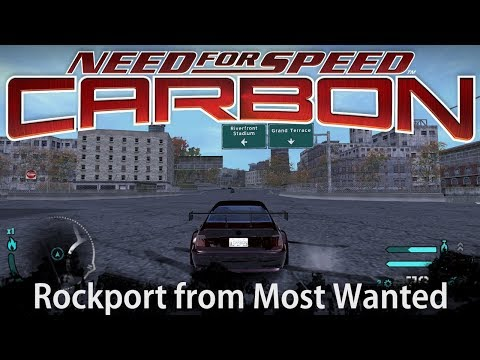 Need for Speed Carbon: Rockport From Most Wanted In Carbon
