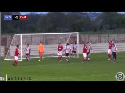 Bradford RIASA vs Thackley FC // Match Highlights