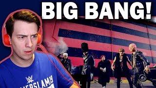 Gambar cover BIGBANG - 뱅뱅뱅 (BANG BANG BANG) M/V REACTION!