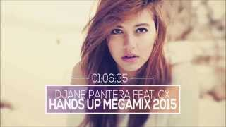 Techno 2015 HANDS UP MEGAMIX #2 [60min] ★