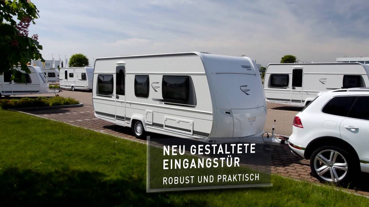 Fendt-Caravan | Saphir 2017 - YouTube