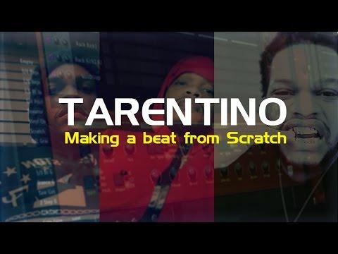 Tarentino Of 808 Mafia Making a Beat From Scratch ( 10/16/2016 NEW! ) Mp3