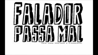 Cone Crew e Marcelo D2 - Falador Passa Mal