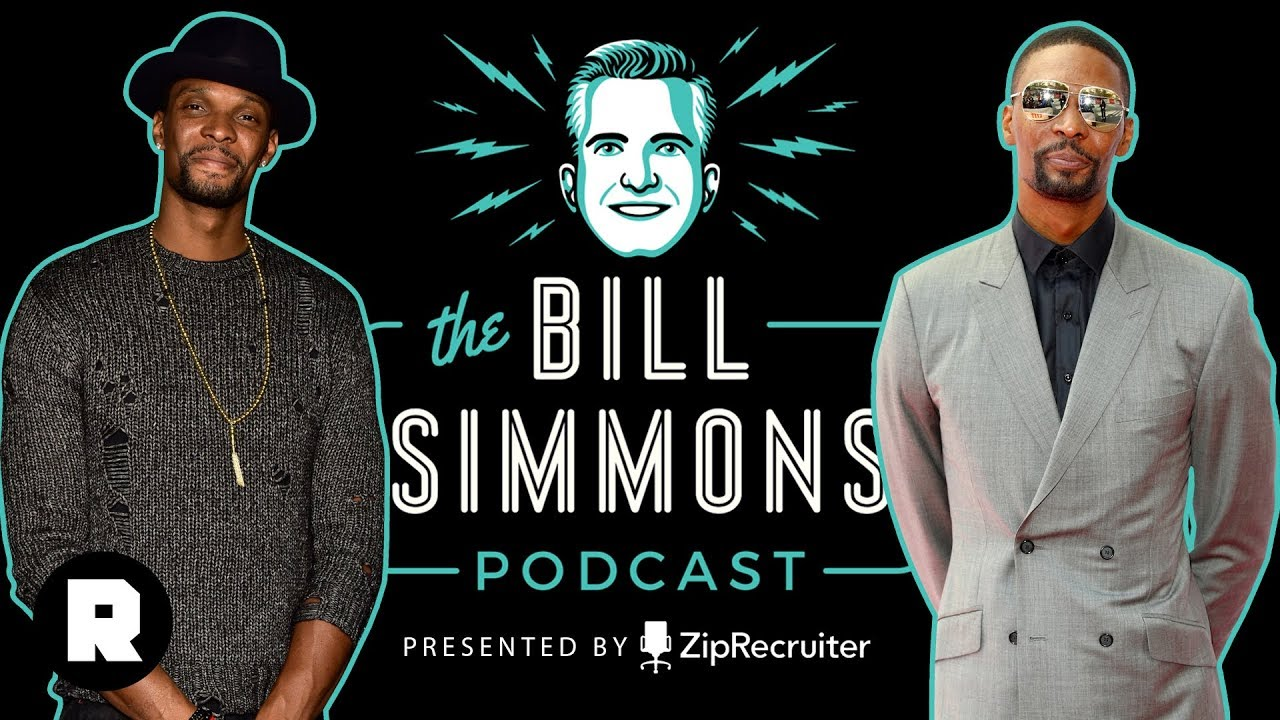 Download Chris Bosh Part Two   The Bill Simmons Podcast