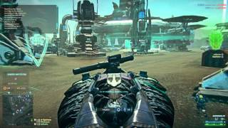 Planetside 2: Farming NC with a magrider