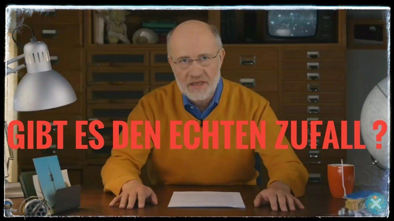 Harald Lesch - Gibt es den echten Zufall ? - YouTube