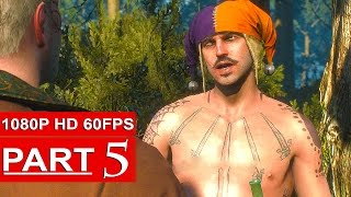 The Witcher 3 Hearts Of Stone Gameplay Walkthrough Part 5 [1080p HD 60FPS] - No Commentary