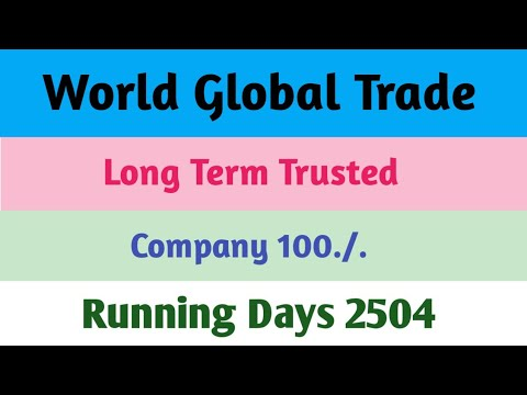 World Global Trade||Company review||Real or Fake|Latest Earning Methods||