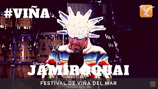 JAMIROQUAI - Shake It On - Festival de Viña del Mar 2018 #VIÑA #CHILE #FESTIVALDEVIÑA