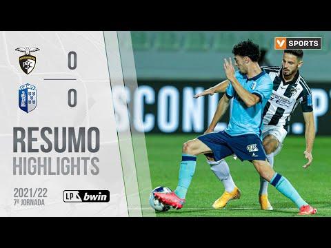 Portimonense Vizela Goals And Highlights