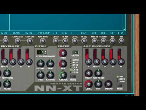 Wavetable Synthesis In Reason